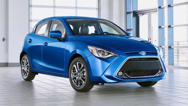 2020 Toyota Yaris Hatchback Unveiled Hatchback Yaris Toyota