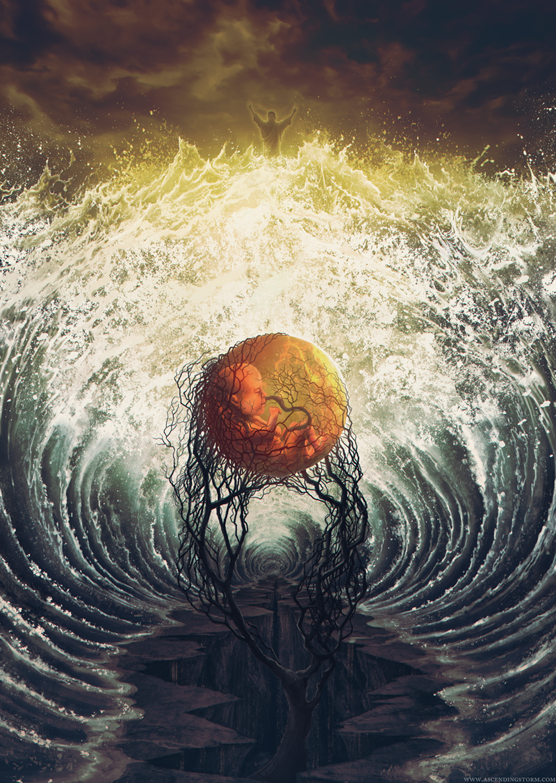 Ascending Storm: Woven Together In The Depths Of The Earth