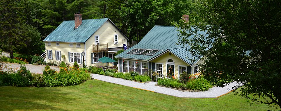 Tucker Hill Inn Transfers to New Owners Mad river, River
