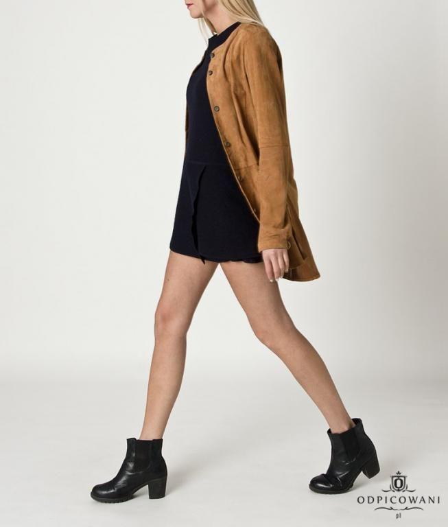 Plaszcz Skorzany Massimo Dutti Roz 36 Ku0163 5802758526 Oficjalne Archiwum Allegro Massimo Dutti Mini Skirts Fashion