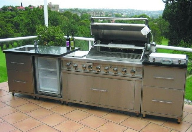 Things You Need To Consider Before Selecting Outdoor Kitchen Kits Churrasqueira Grelhador Ideias