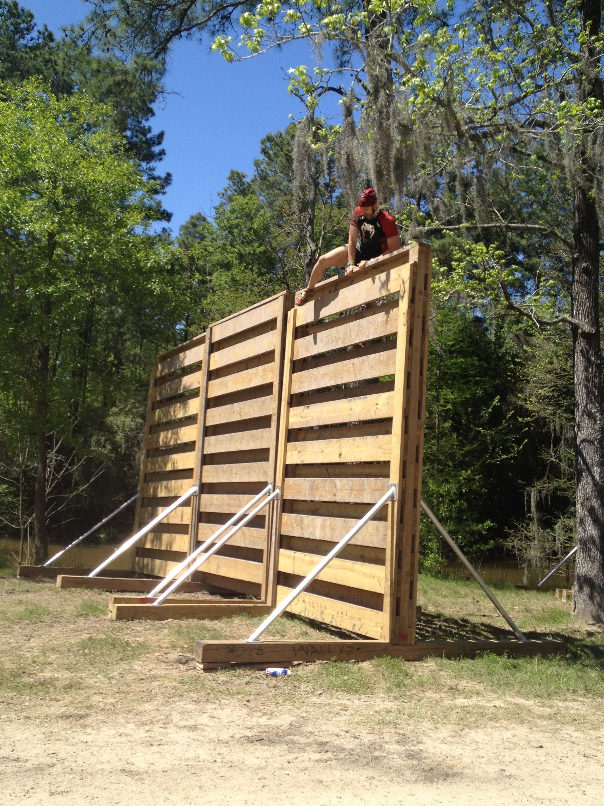 Battlefrog houston 2015 review backyard obstacle course