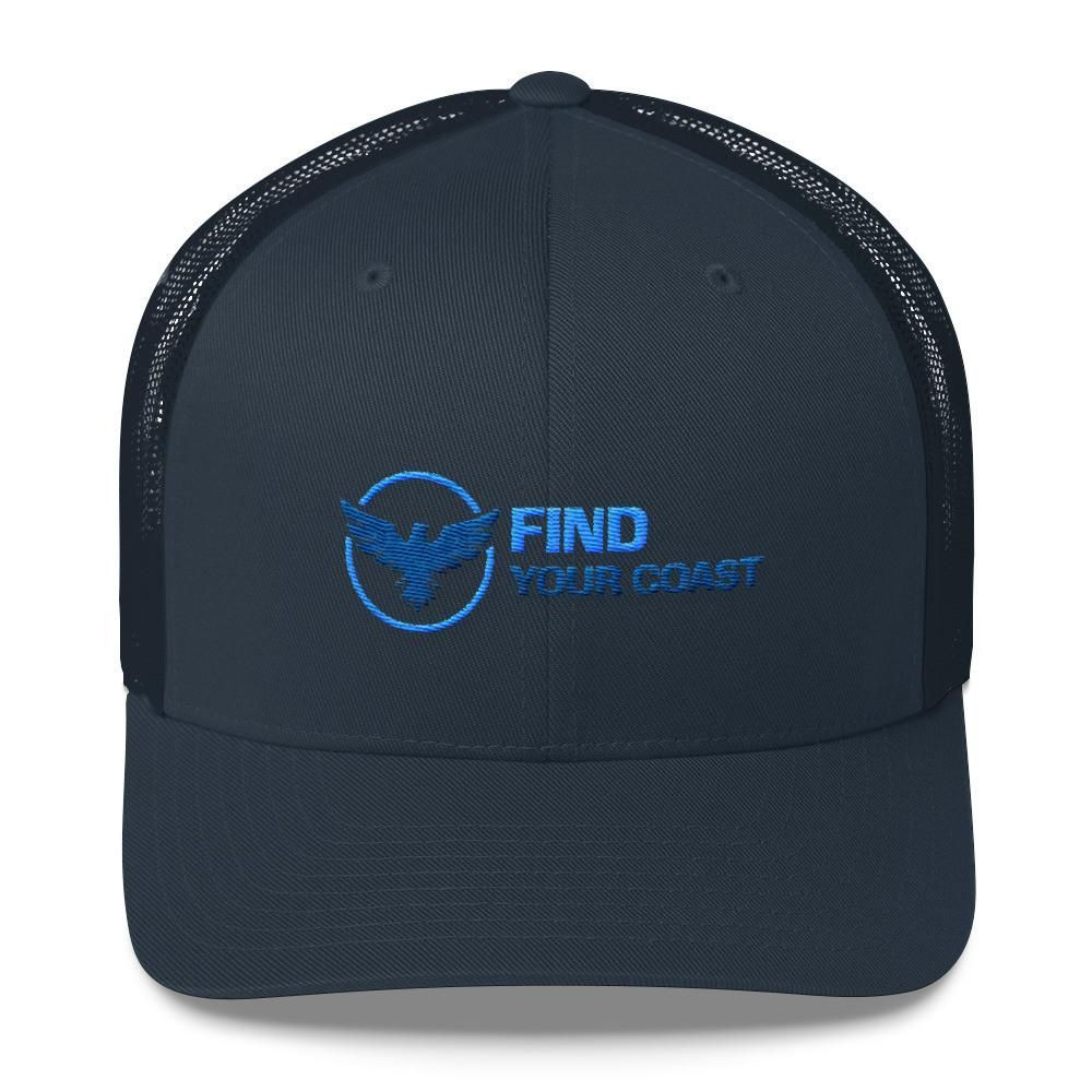 587f7ccdf33 FYC Vintage Trucker Hat