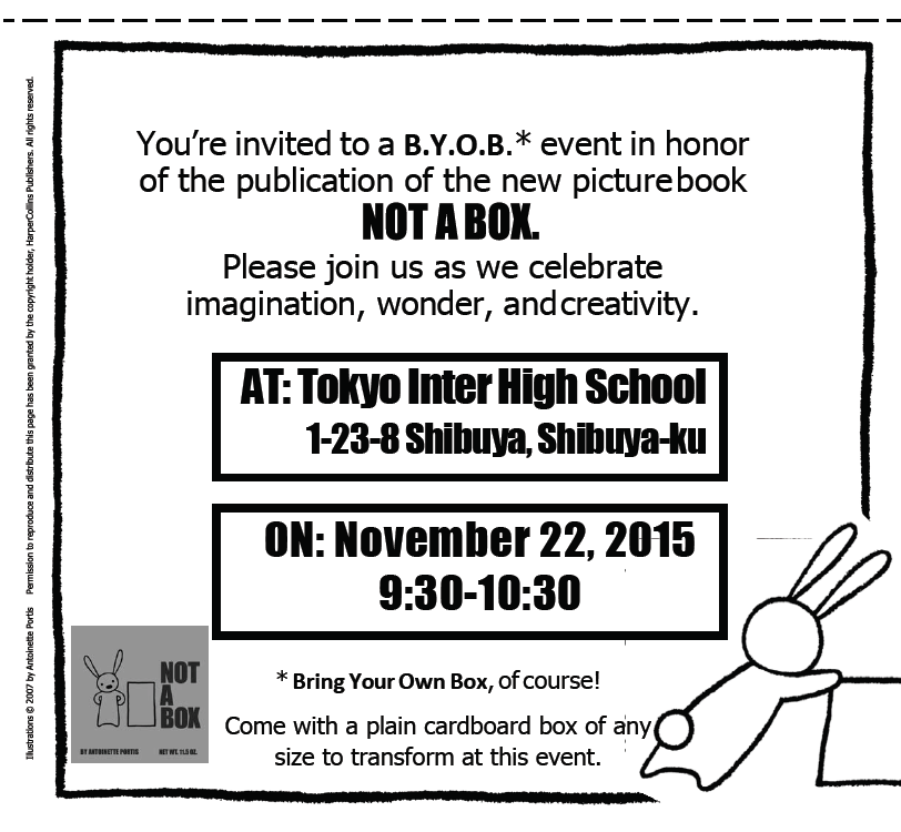 B.Y.O.B. PARTY! 2015/11/22