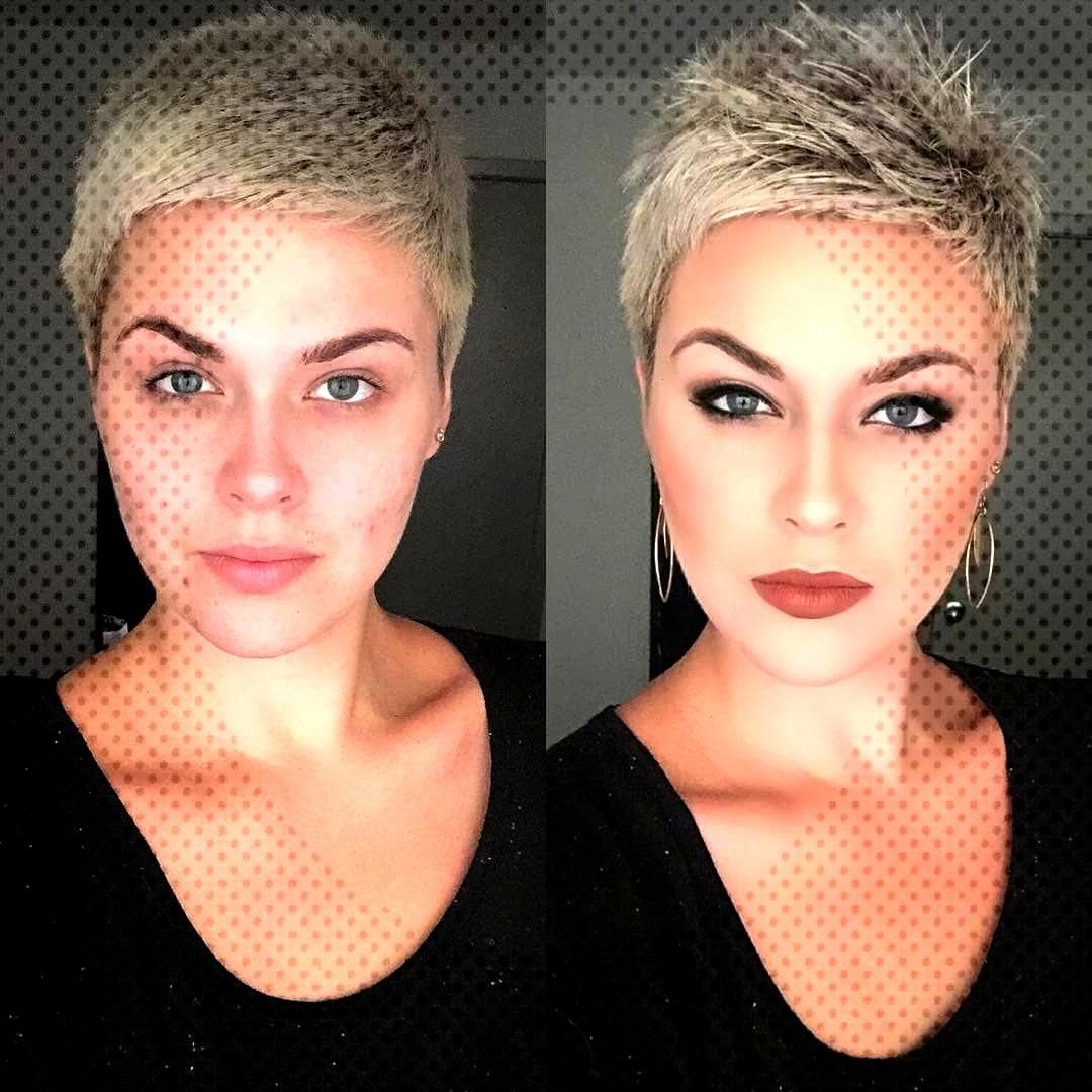 10 hottest short hairstyles for summer, chic short hair - hairstyle models - 10 hottest short hair