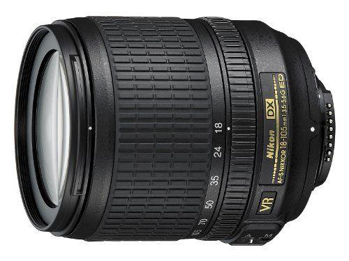 Nikon 18-105mm f/3.5-5.6 AF-S DX VR ED Nikkor Lens for Nikon Digital SLR Cameras Nikon,http://www.amazon.com/dp/B001EO6W8K/ref=cm_sw_r_pi_dp_EXaetb0RD7Q274TP