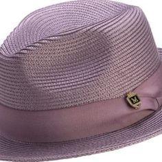 montique-h-42-mens-straw-fedora-hat-lavender  4a6616dc54ca