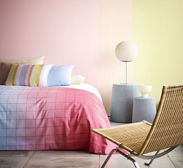 Our Favorite Rooms Rocking The Sunset Hues Trend