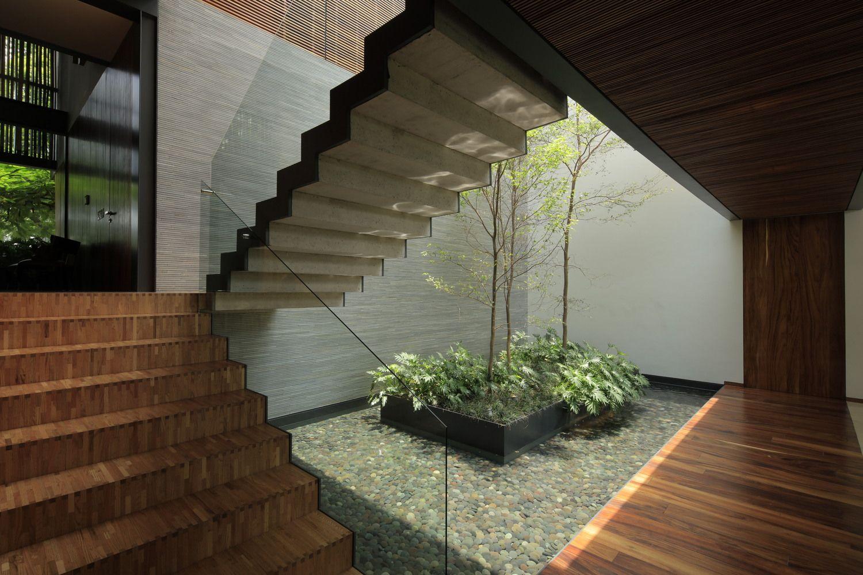 Galería de Casa HNN / Hernández Silva Arquitectos - 1   Outdoor ...