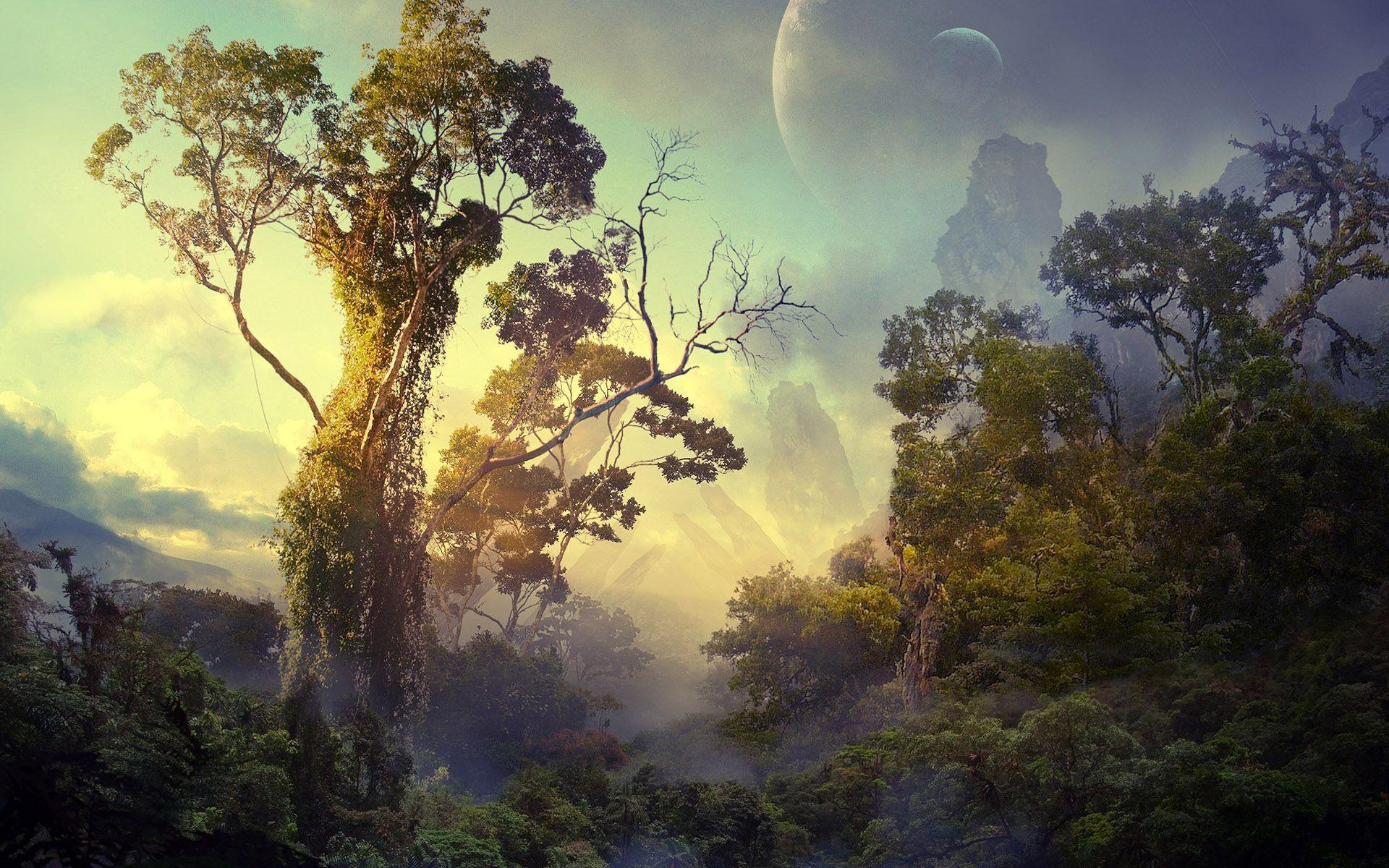 Avatar Pandora Wallpapers Full HD wallpaper search