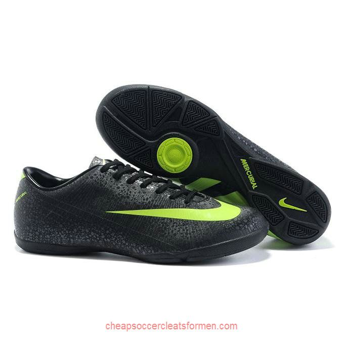 9134e21cdd8 Nike Mercurial Victory II Indoor LAM Safari-Black Volt Dark Shadow ...