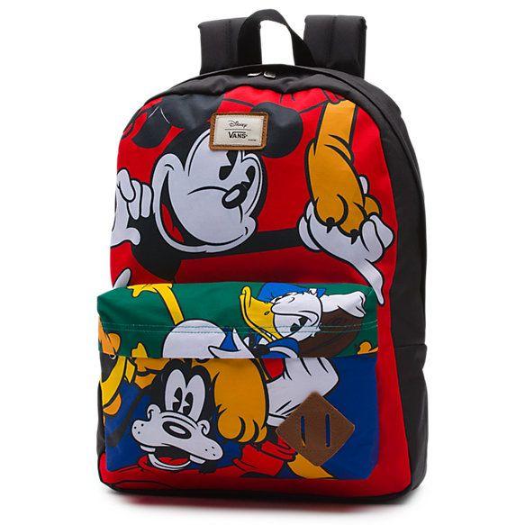 Black Backpacks   Shop Black Backpacks   Mochilas vans