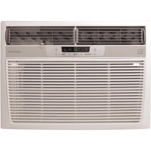 Frigidaire Fra156mt1 15 100 Btu Window Mounted Median Room Air Conditioner Best Window Air Conditioner Window Air Conditioner Room Air Conditioner
