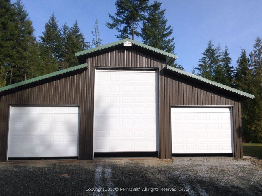 Home Metal Pole Barns Pole Barn Builders Garage Style