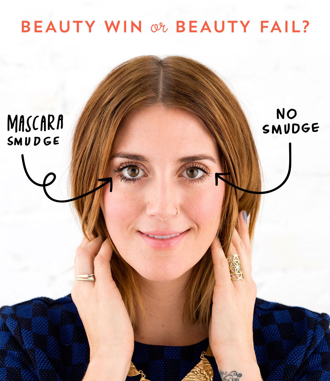 Beauty Mythbuster: Is Kylie Jenner's Mascara Hack a Beauty Win or a Beauty Fail? via Brit + Co