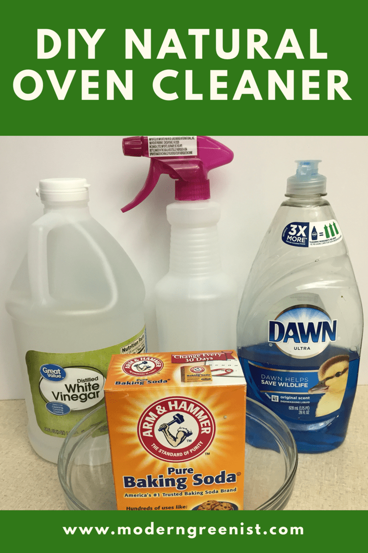 Homemade Oven Cleaner Click To Read About This Chemical Free And Fume Easy Recipe