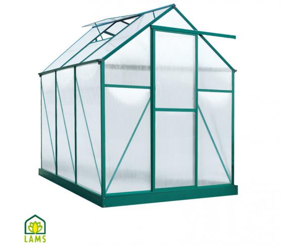 Serre Polycarbonate Pensee Dimensions 1 83 M X 2 44 M Room Divider Home Decor Decor