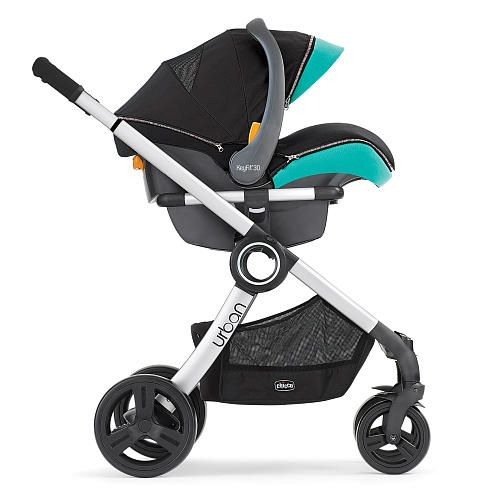 Chicco Keyfit 30 Zip Infant Car Seat Emerald Chicco
