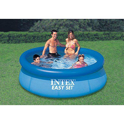Intex Easy Set Round Pool Set Endurro The Best Kids Indoor Outdoor Playsets Easy Set Pools Intex Swimming Pool Inflatable Swimming Pool