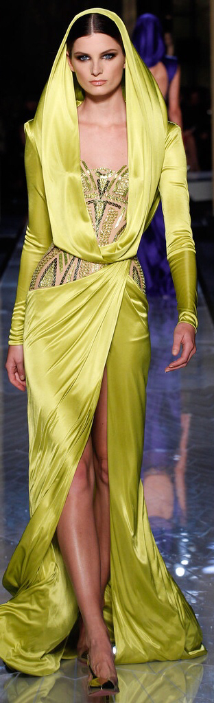 Atelier Versace Spring 2014 Couture