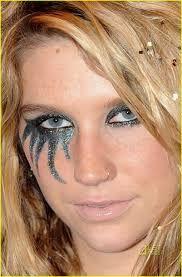 kesha makeup
