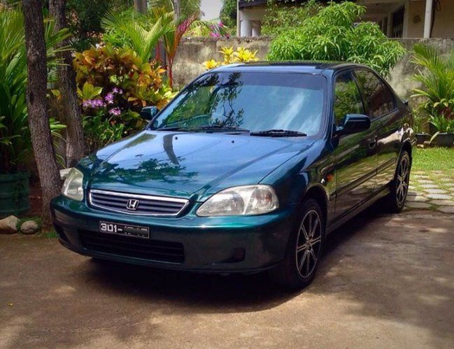 Car Honda Civic Ek3 For Sale Sri Lanka Honda Civic Ek3 1999 Brand