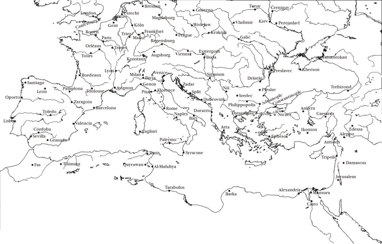 Me Val Cities Of Europe