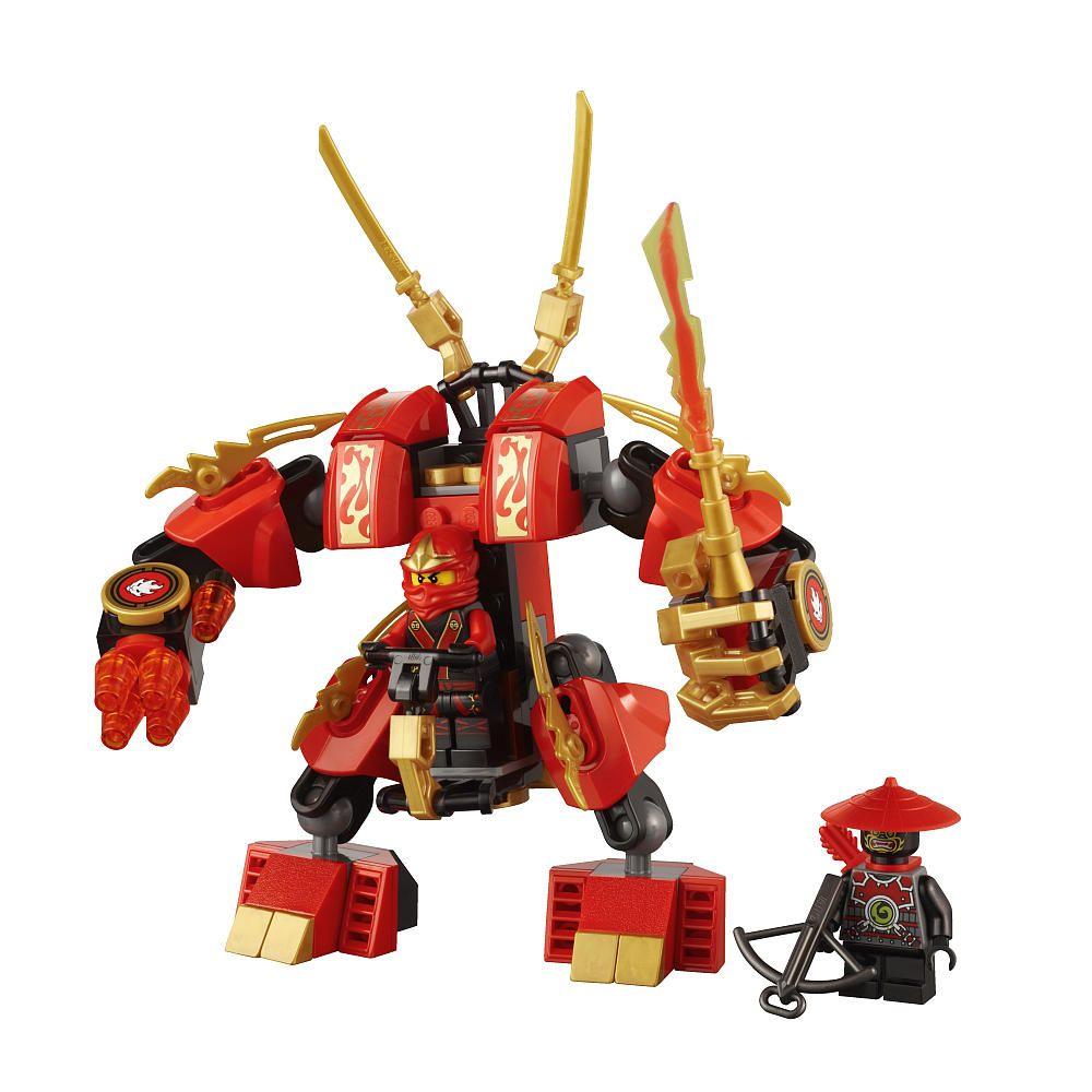 Lego ninjago kai 39 s fire mech 70500 lego toys r us - Ninjago lego kai ...