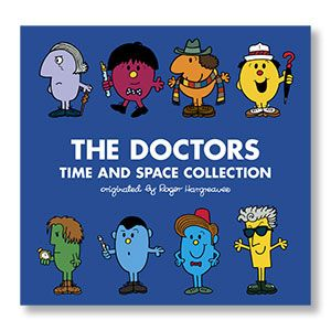 Doctor Who Mr. Men - The Doctors: Time and Space Collection