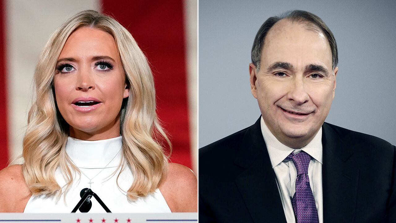 Kayleigh Mcenany Scolds Cnn S David Axelrod For Criticizing Personal Rnc Speech I Don T Use My Story Fox News In 2020 Kayleigh Mcenany David Axelrod Rnc