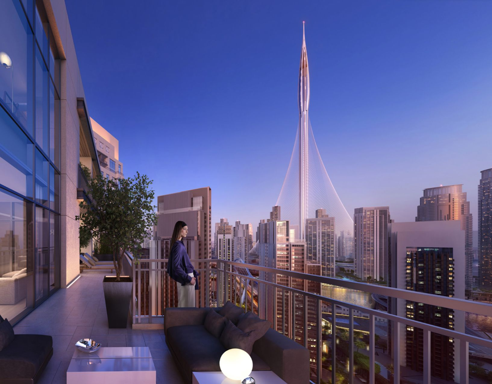 Creek Rise is a highly anticipated project located in