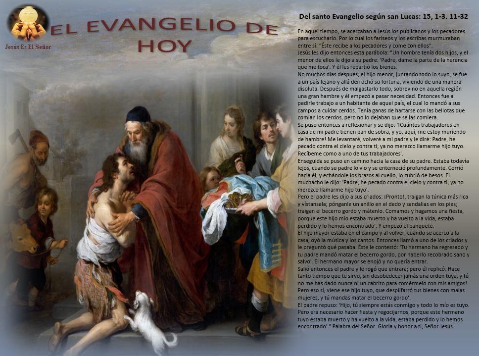 Pin Su El Santo Evangelio