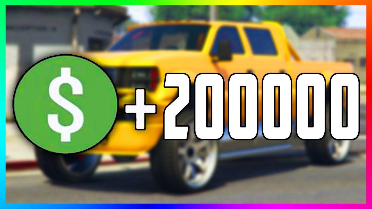 GTA Online EASY 200,000+ Money Method! Fast & Easy
