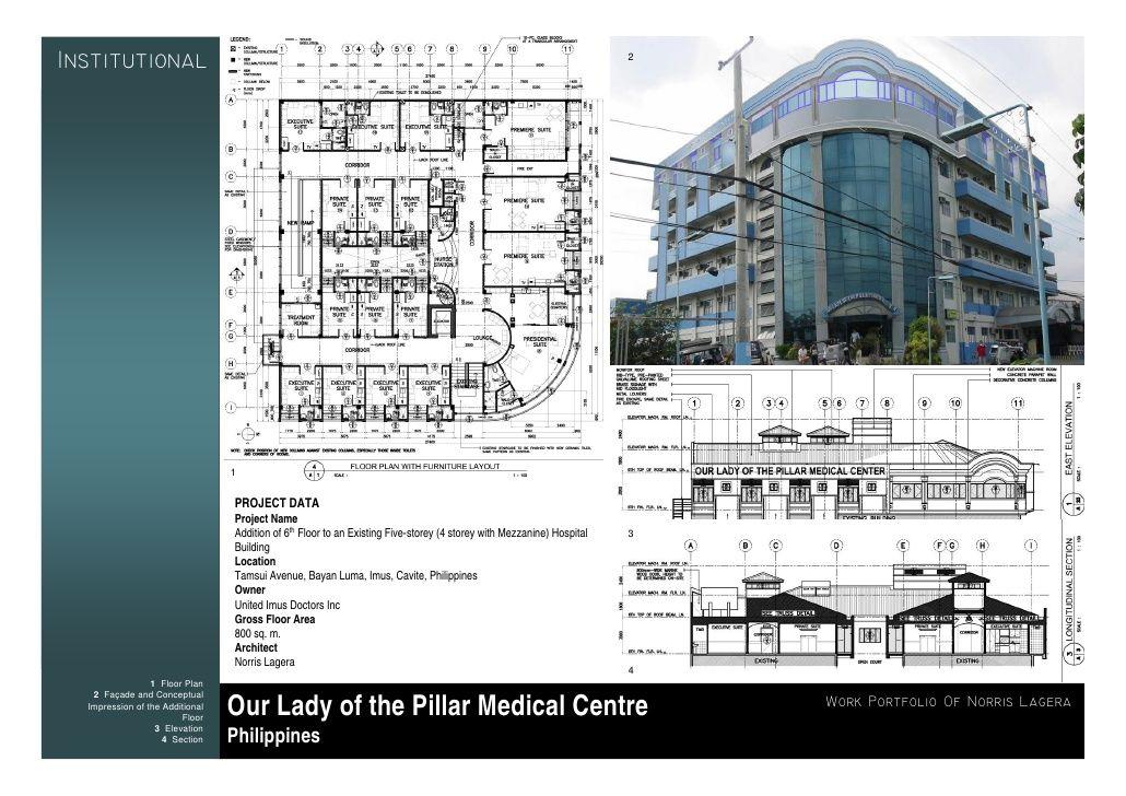 نتيجة بحث الصور عن hospital floor plan philippines