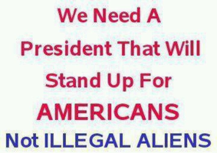 We need an American President who Loves America and Loves God