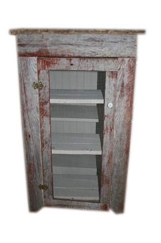 Barnboard Jelly Cupboard