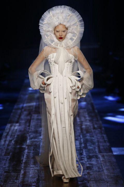 Jean Paul Gaultier | Haute Couture - Autumn 2016 | Look 56