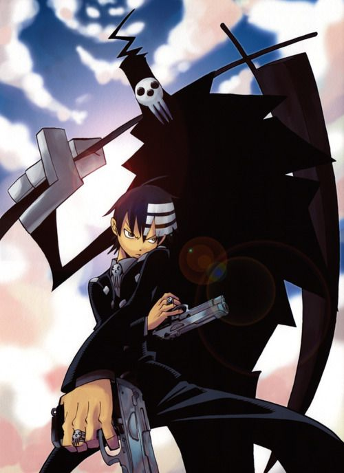 Lord Dead And Death The Kid Soul Eater Pinterest