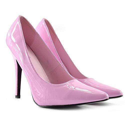 80d2b237ce4 BS12924 25 26) - New Mens Womens Drag Queen Cross Dresser HIGH Heel ...