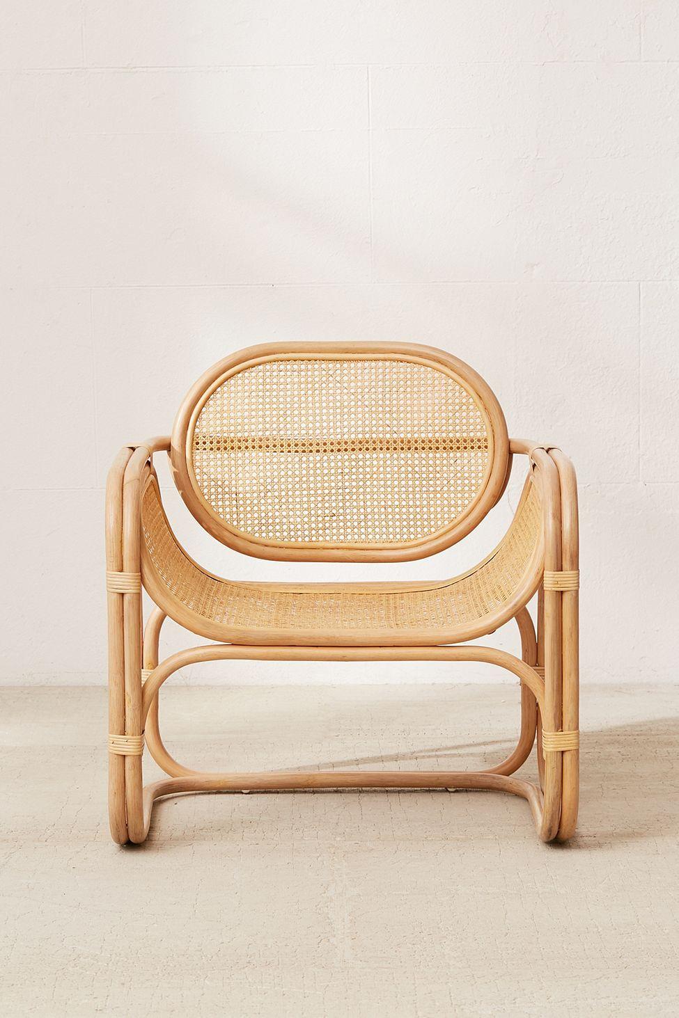 Week Of July 23 2018 Sight Unseen Rattan Lounge Chair Chair Design Furniture Decor