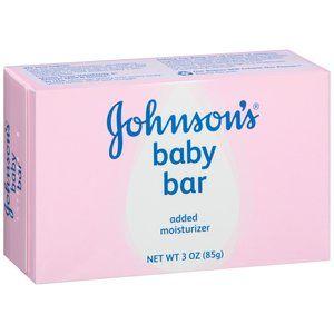 Johnson S Baby Soap Bar Gentle For Baby Bath And Skin Care 3 Oz Walmart Com Baby Bar Baby Bar Soap Baby Soap