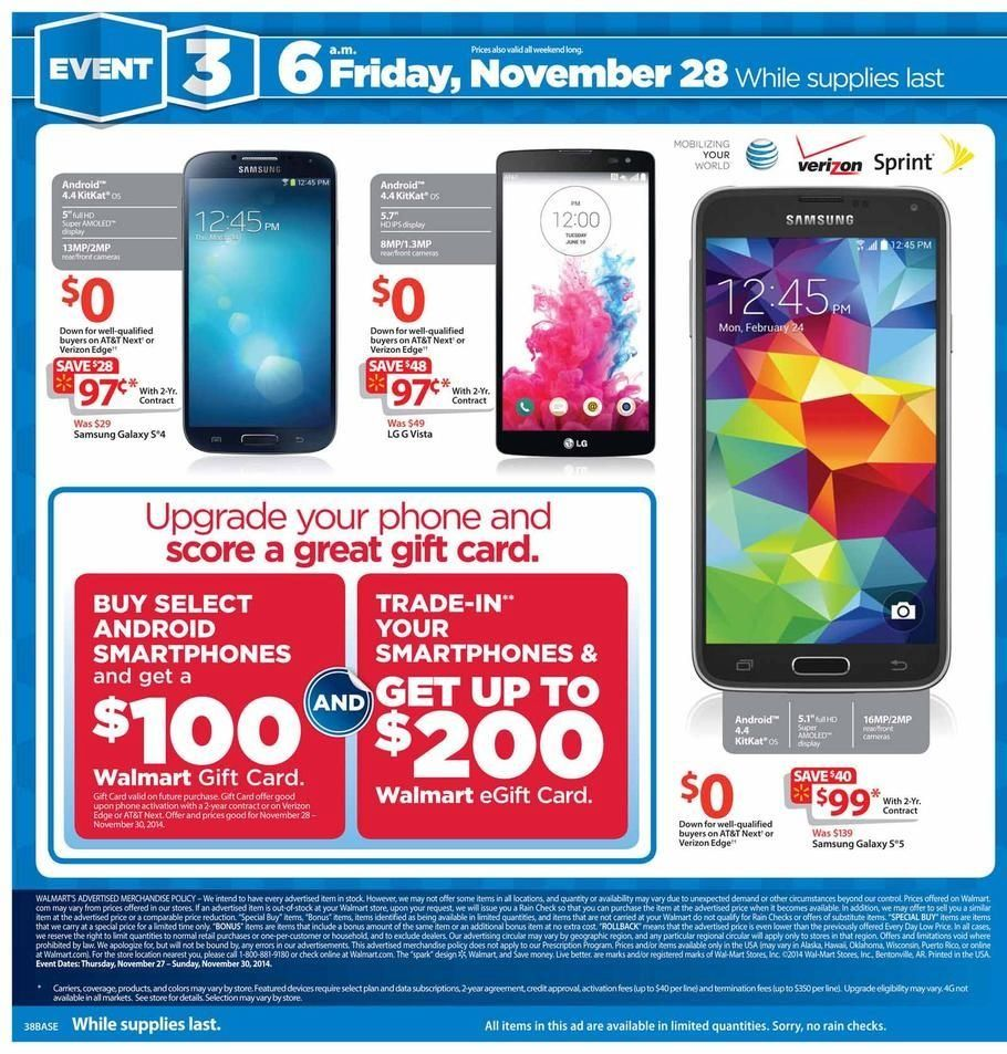 Best Walmart Black Friday Ad Scans And Deals Computer 400 x 300