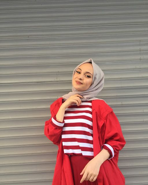 Week End Hijab Fashion Cute - Pemuja Wanita (Görüntüler ...