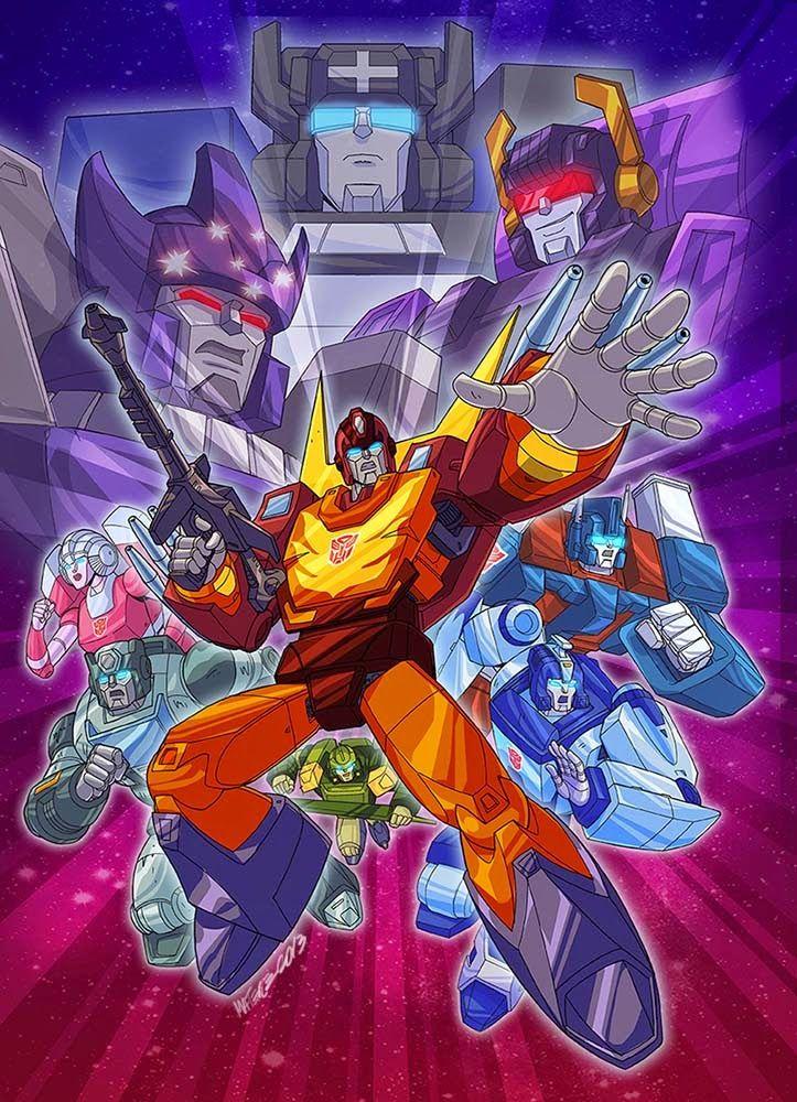 Transformers Comic´s y Series: Serie Transformers G1