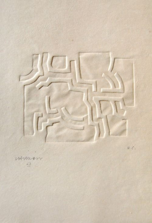 Eduardo Chillida Sculpture Art Art Paper Art
