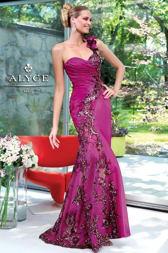 Alyce Paris 6049   Alyce paris prom dresses, Prom dresses