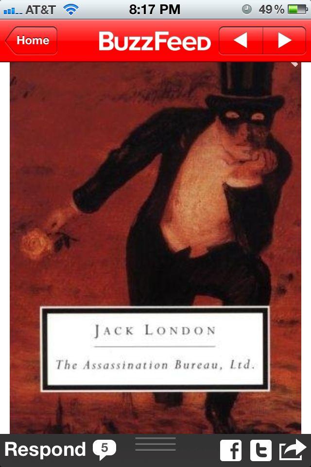 Jack London, The Assassination Bureau Ltd