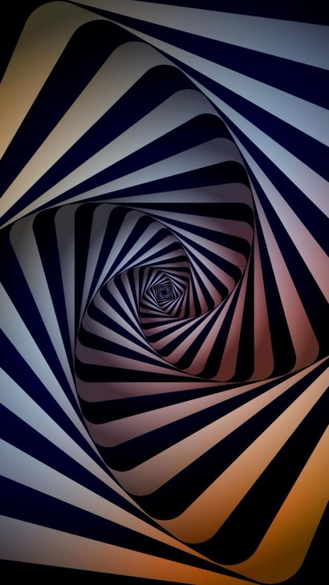 Abstract Swirl Dimensional 3d Iphone 6 Plus Wallpaper