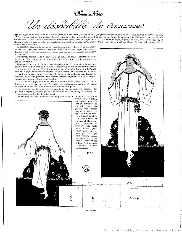 La Femme de France [ | retro mode | Pinterest | Costura y Coser