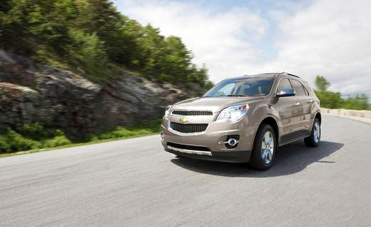 Reviewing The 2013 Chevy Equinox Newroads Chevrolet Dealership